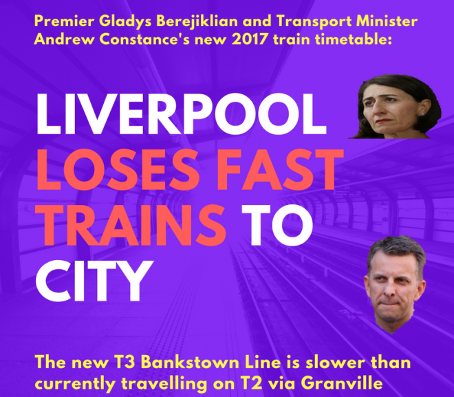 Liverpool: No Fast Trains to City and Less Available Seats