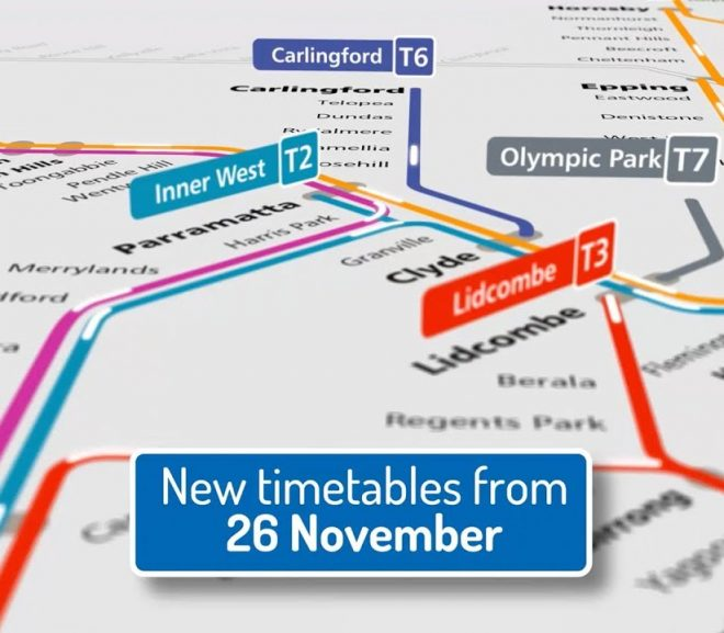 Effects of the 2017 Timetable on the Strathfield, Auburn, Granville, Bankstown, Fairfield, Liverpool electorates