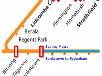 Sydney Metro says Sydenham to Bankstown WON'T improve trains