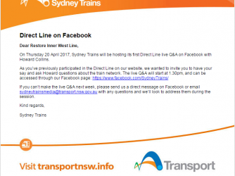 Sydney Trains owes Bankstown Line commuters an explanation!