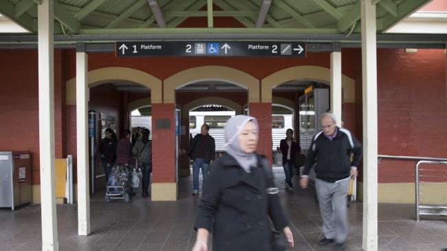 Southwest Sydney train services feeling the pinch with population boom