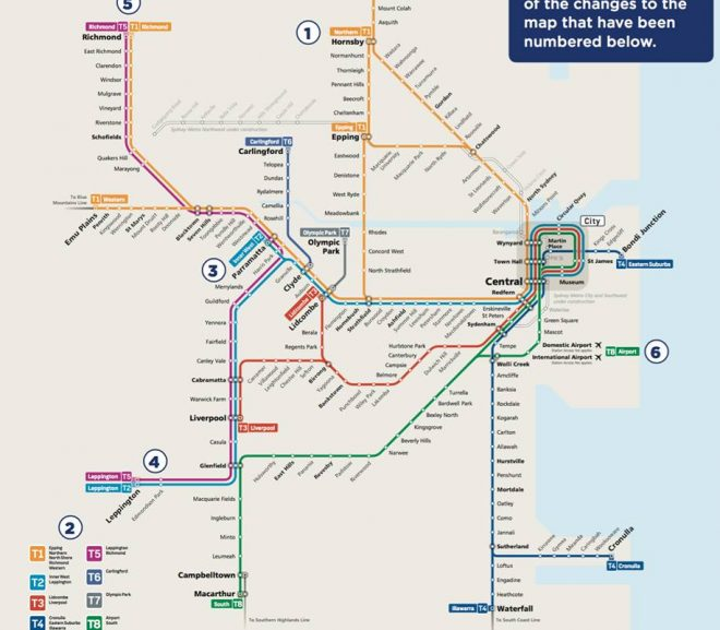 Inner West Line to be extended to Parramatta, Travel Times to Increase
