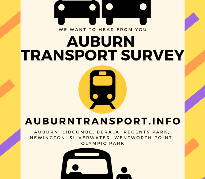 Auburn Transport Survey
